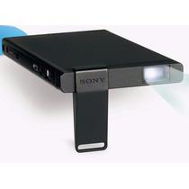 Mini Projetor Sony Portátil Laser Mp-cl1 Black