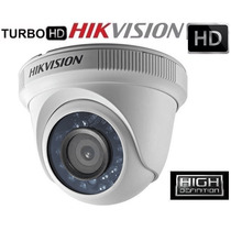 Camera Hikvision Dome Ip66 Turbo Hd Hd-tvi 720p 1mp 3,6mm