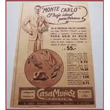 Dante42 Publicidad Antigua Retro Ropa Ternos Epoca 1939