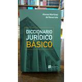 Martinez De Navarrete, Diccionario Juridico