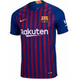 Playera Jersey Barcelona 2018-19, Messi! Nueva Con Etiquetas