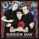 Green Day Cd Greatest Hits Gods Favorite Band Original Nuevo