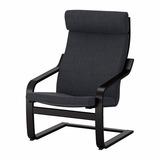 Silla Poang Gris Ikea