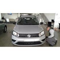 Volkswagen Saveiro Cabina Doble Linea Nueva Tasa 0%