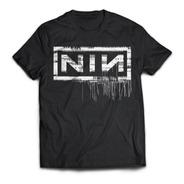Camiseta Nine Inch Nails Nin Rock Activity