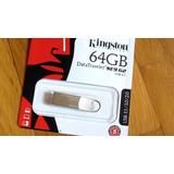 Memoria Usb Kingston Datatraveler Se9 64gb, Usb 3.0.