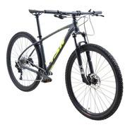 Bicicleta Tsw Jump Sr 10 Velocidades Aro 29 Preto Amarelo
