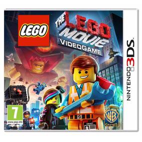 The Lego Movie Video Game - Para Nintendo 3ds -novo, Lacrado