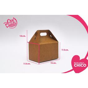Cajas de carton tipo box lunch en mercado libre m xico for Cajas de carton puebla