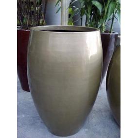 Forma Para Vaso Melão De Cimento