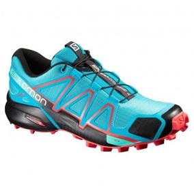 Zapatillas Salomon Speedcross 4 Mujer Originales Envios