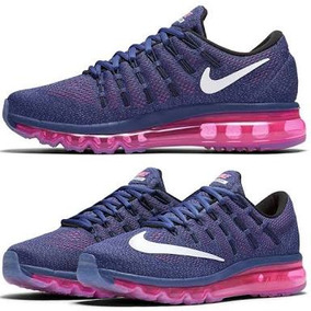 Tenis Nike Air Max 2016 Feminino De Corrida Barato Original