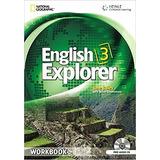 English Explorer 3 - Workbook - With Cd Audio - Cengage