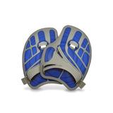 Palmar Para Natação Aqua Sphere Ergo Flex / Azul-cinza / P