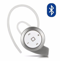 Mini Audífono Bluetooth Auricular - Plata Envío Gratis
