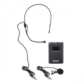 Sistema Profesional De 4 Microfonos Inalambricos