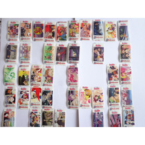 Lote 40 Figurinhas Chiclete Bola Buzzy Beyblade Embalagem