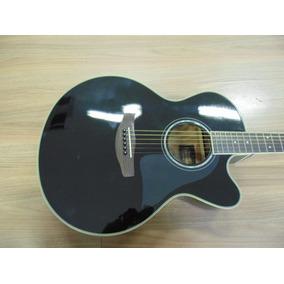 Violao Yamaha Cpx 500 Iii Eletrico Preto 12458 Original