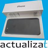 Iphone 7 128gb Negro Grafito Nuevo, Sellado En Caja Toda Cia