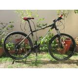 Bicicleta Sars Big Ares Rod. 29 - 27 Vel.+ Frenos Hidraulico