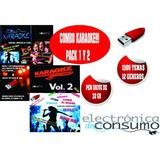 Karaoke Pack Full -- Conectas Y A Cantar....!!!