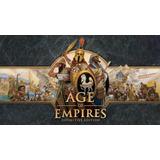 Age Of Empires Definitive Edition + 2 Hd + 3 + Mytologi + Ex