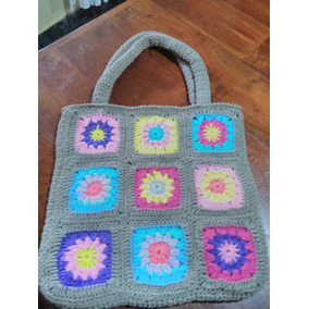 Carteras Al Crochet Artesanales