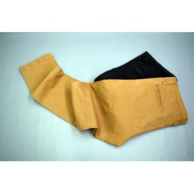 Pantalón Hombre Vestir Chupin Elastizado Algodon