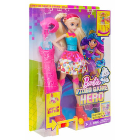 Barbie Patines Light-up Video Game Hero Anime