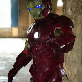 Armadura Homem De Ferro(iron Man)