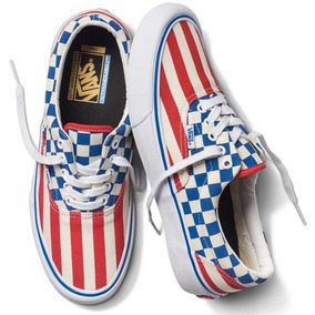 Tênis Vans Era Pro 50th 83 Stripes Checker