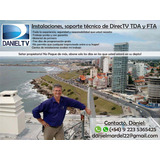 Instalador Directv Prepago Mar Del Plata - Fta - Tda
