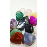 Coleção 15 Pedras Preciosas/3cm/ametista,ônix,quatzos,jaspes
