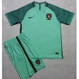 Camisa Portugao Kits Verde Pronto Entra