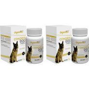 2 Un Condrix Dog Tabs 72g 1200mg Organnact