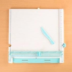 Scrapbook Tabla Para Cortar Y Doblar Papel