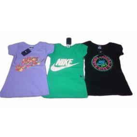Remeras Dama Nike adidas Por Mayor 8u Mejor Precio Y Calidad