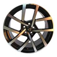 Rines 17 5/100 Jetta Clasico Vento Ibiza Tipo Golf R Set 4