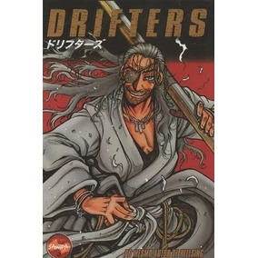 Mangá Drifters Completo