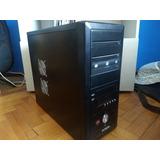 Pc A8 5600k 4gb 320gb 550w 80plus