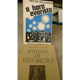Lote 2 Livros Poetas Gaúchos Heitor Saldanha Fernando Castro