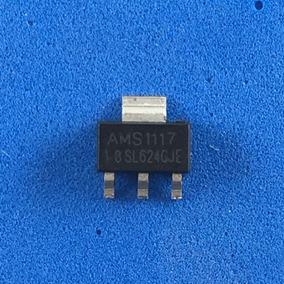 Regulador De Tensão 1.8v Ams1117 (10 Unidades)