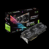 Rog Strix Geforce® Gtx 1070 Ti Advanced Edition 8gb Gddr5