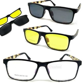 Clip De Lentes Polarizadas Para Oculos De Grau Rapala - Óculos De ... 6f1e339505