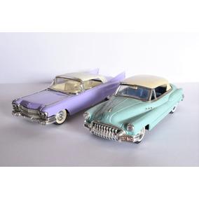 Autos De Colección - Lote X2 - Escala 1/43 (década 1950)