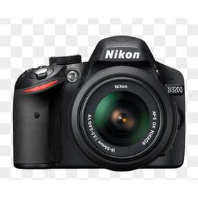 Camara De Fotos Nikon Reflex D3200 Con 18.628 Disparos