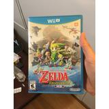 Zelda Wind Waker Primera Edición Nuevo Y Sellado
