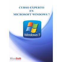 Microsoft Windows 7 Experto Libro Digital Pdf