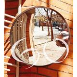 Espejo Parabólico De 40cm, Seguridad Industrial Estantería