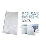 Bolsas Tipo Tobita O Papelera 30lts (fábrica)